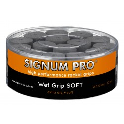 SIGNUM PRO, WET GRIP SOFT, GREY