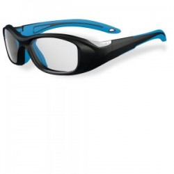 SWAG  negru si albastru electric 49 SMALL