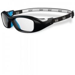 SWAG GOGGLE negru si albastru electric 49 SMALL