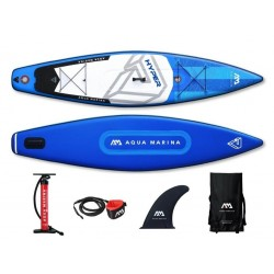 SUP - HYPER - STAND UP PADDLE - AQUAMARINA