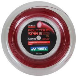 YONEX - RACORDAJ POLY TOUR SPIN G , ROLA 200m, DIAMETRU 1.25mm