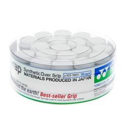 Overgrip Yonex Super Grap - 36 bucati - alb